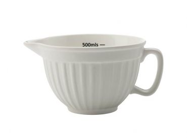 White Basics Measure Jug 500ML