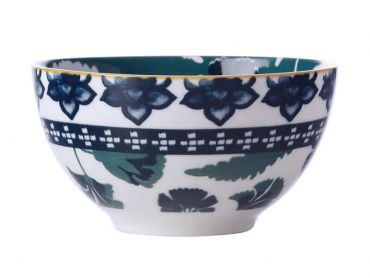 Rhapsody Bowl 10cm Green