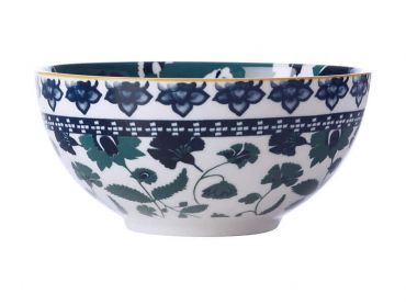 Rhapsody Bowl 15cm Green