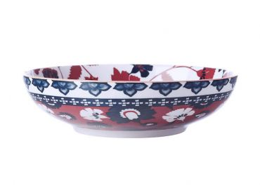 Rhapsody Coupe Bowl 20cm Red