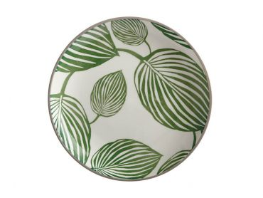 Panama Side Plate 20cm White