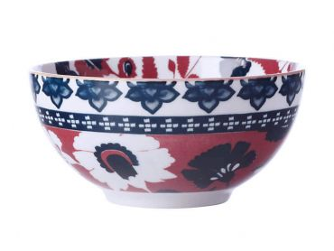 Rhapsody Bowl 12.5cm Red