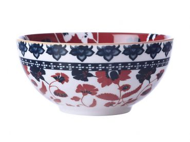 Rhapsody Bowl 15cm Red