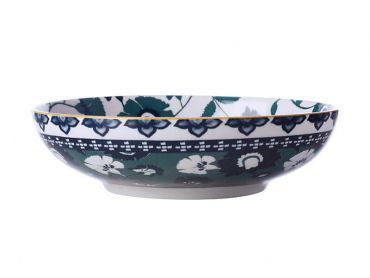 Rhapsody Coupe Bowl 20cm Green
