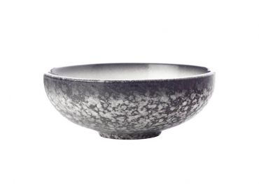Caviar Granite Coupe Bowl 15.5x6cm