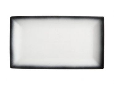 Caviar Granite Rectangle Platter 34.5x19.5cm