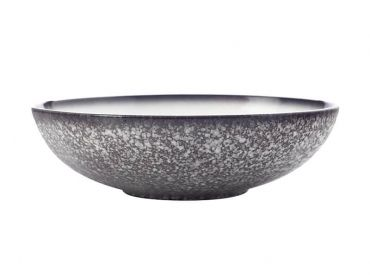 Caviar Granite Serving Bowl 30cm