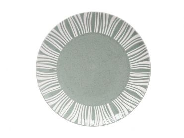 Solaris Coupe Plate 27cm Sea
