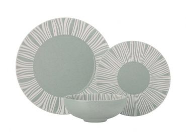 Solaris Dinner Set 12pc Sea