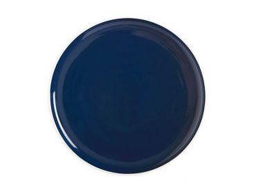 Tint High Rim Plate 20Cm Navy