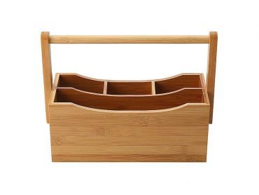 Bamboozled Utensil Caddy 25x14x20cm