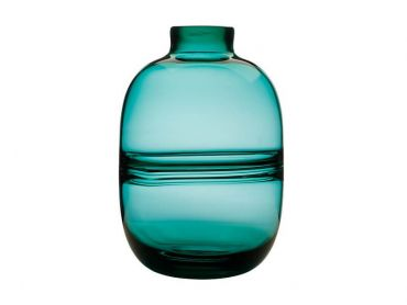 Flourish Orbit Vase 31mc Green