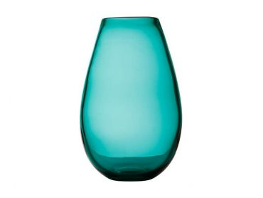 Flourish Taper Vase 26cm Green