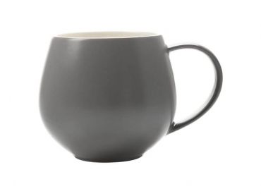 Tint Snug Mug 450ML Charcoal