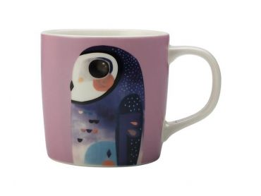 Pete Cromer Mug 375ML Owl