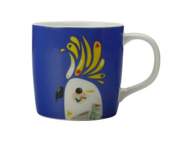 Pete Cromer Mug 375ML Cockatoo