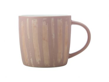 Macaroni Mug 440ML Raspberry