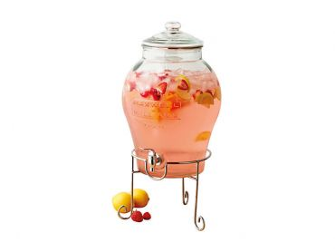 Olde English Drink Dispenser with Stand 11L Gift Boxed