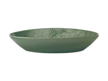Panama Oval Serving Bowl 32x23cm Kiwi Gift Boxed