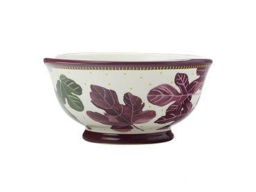 Fig Garden Footed Bowl 16cm