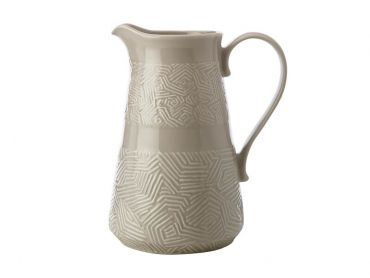 Dune Pitcher 2.5L Taupe Gift Boxed