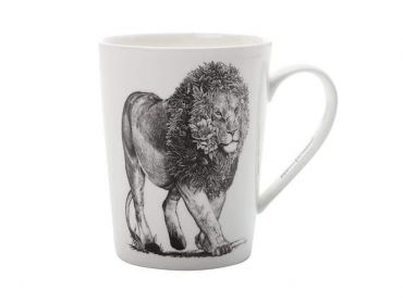 Marini Ferlazzo Mug African Lion 450ML Tall