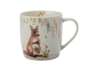 Sally Howell Mug Kangaroo/Joey