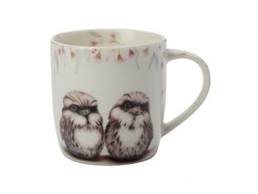 Sally Howell Mug Owls