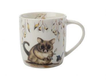 Sally Howell Mug Brushtail Possum/Wren