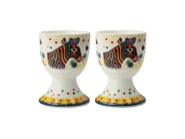 Smile Style Egg Cup Set of 2 Stripes