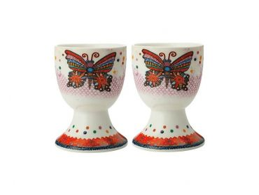 Smile Style Egg Cup Set of 2 Flutter