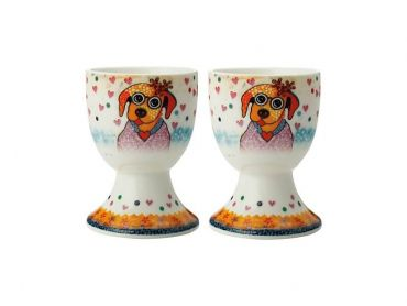 Smile Style Egg Cup Set of 2 Posey