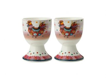 Smile Style Egg Cup Set of 2 Peggie