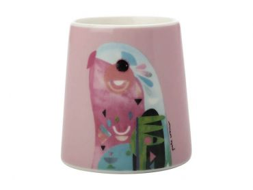 Pete Cromer Egg Cup Parrot