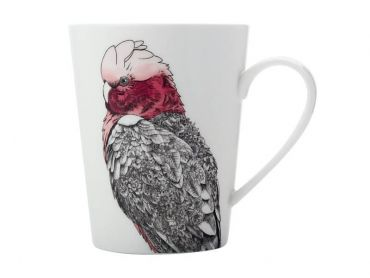 Marini Ferlazzo Birds Mug 450ML Tall Galah