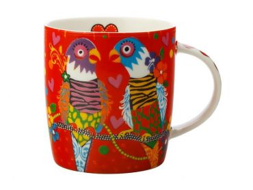Love Hearts Mug 370ML Tiger Tiger