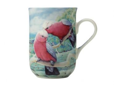 Birds of Australia 10 year Anniversary Mug 300ML Galah