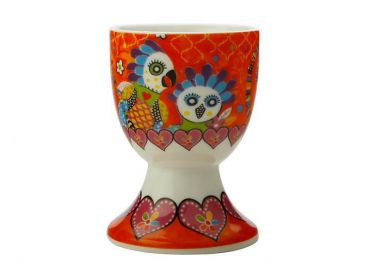 Love Hearts Egg Cup Fan Club