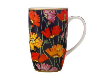 Greg Irvine Mug 420ML Poppy Gift Boxed