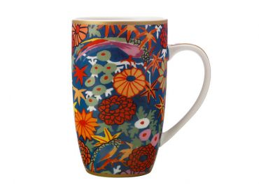 Greg Irvine Mug 420ML Flores Gift Boxed