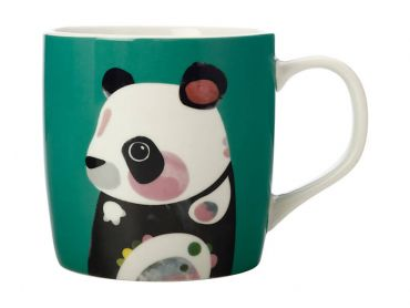 Pete Cromer Wildlife Mug 375ML Panda Gift Boxed