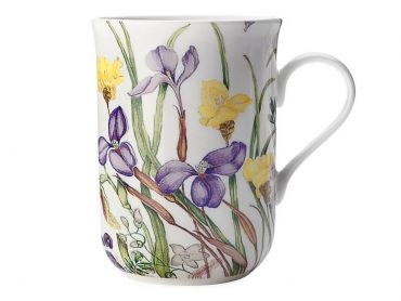 Euphemia Henderson Mug 300ML Native Iris