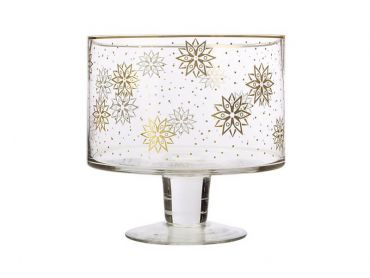 Starry Night Trifle Bowl