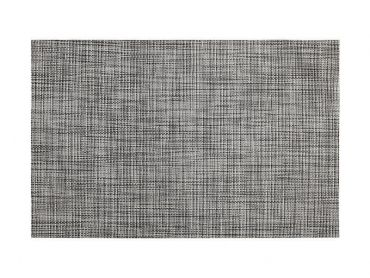 Crosshatch Placemat Grey 45x30cm