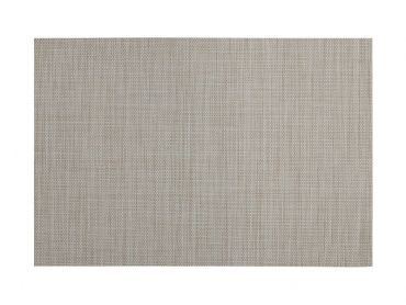 Crosshatch Placemat Taupe 45x30cm