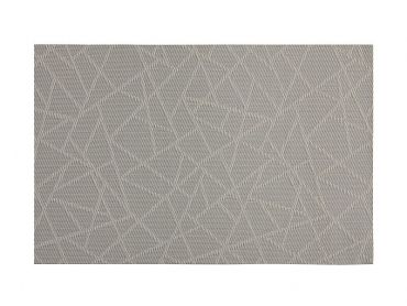 Mosiac Placemat Taupe 45x30cm