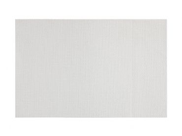 Glimmer Placemat White 45x30cm