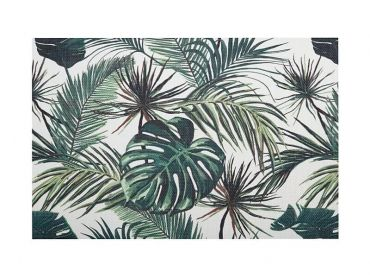 Placemat 45x30cm Monstera