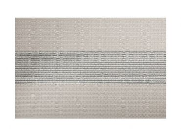 Table Accents Woven Lurex Placemat 45x30cm Cream