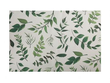 Table Accents Foliage Placemat 45x30cm Leaves